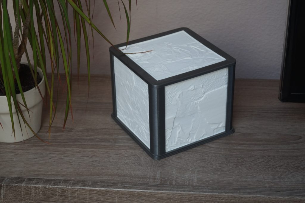 Lithophane Box