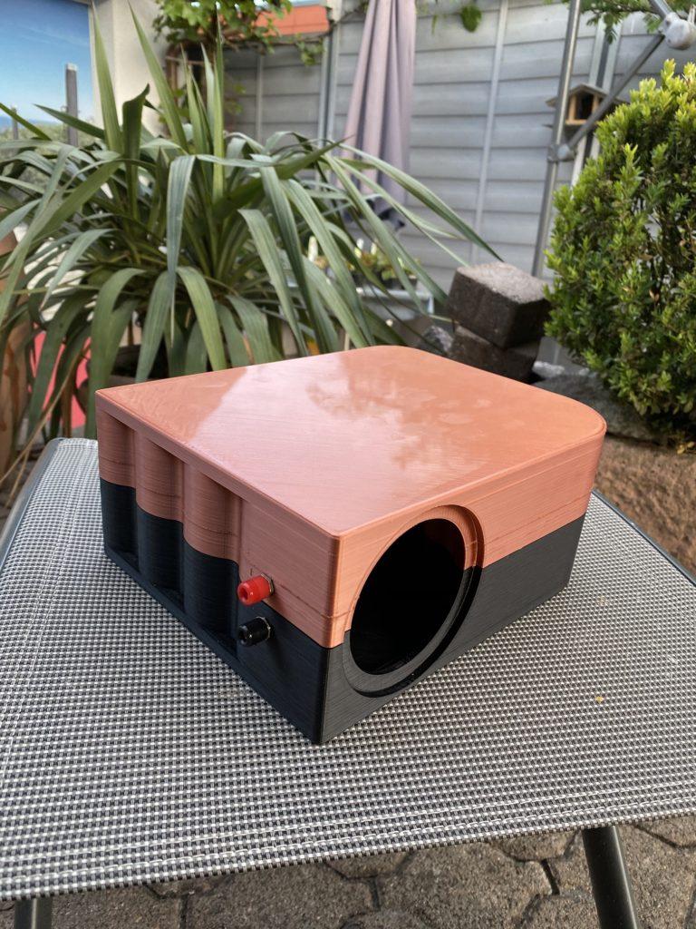 3D-Druck Lautsprecher